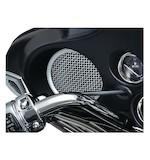 Kuryakyn Road Thunder Fairing Speaker And Amp Kit by MTX For Harley Touring 1998-2013