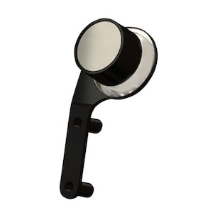 Klock Werks iOMount Magnetic Device Hand Control Mount For Harley 1996-2017