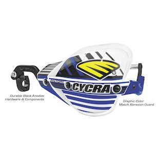 """Cycra Probend CRM Factory Edition Handguards Blue / 7/8"""" [Previously Installed]"""