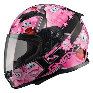GMax Youth GM49 Attack Helmet
