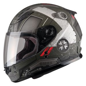 GMax Youth GM49Y Trooper Helmet (Size SM Only)