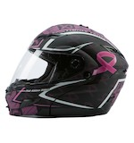 GMax GM54S Pink Ribbon Helmet
