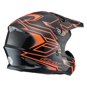 GMax MX86 Step Helmet (Size MD Only)
