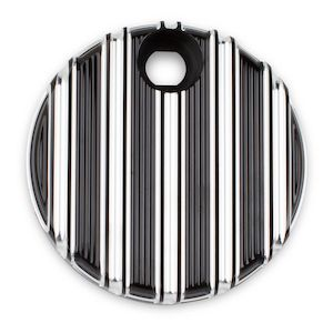 Arlen Ness 10-Gauge Fuel Door Cover For Harley Touring 2008-2020