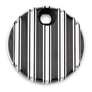 Arlen Ness 10-Gauge Fuel Door Cover For Harley Touring 2008-2017