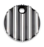 Arlen Ness 10-Gauge Fuel Door Cover For Harley Touring 2008-2017