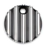 Arlen Ness 10-Gauge Fuel Door Cover For Harley Touring 2008-2016