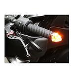 Motogadget m-Blaze Cone Bar End LED Turn Signal