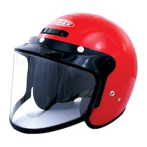 GMax GM2 3-Snap Dual Pane Face Shield