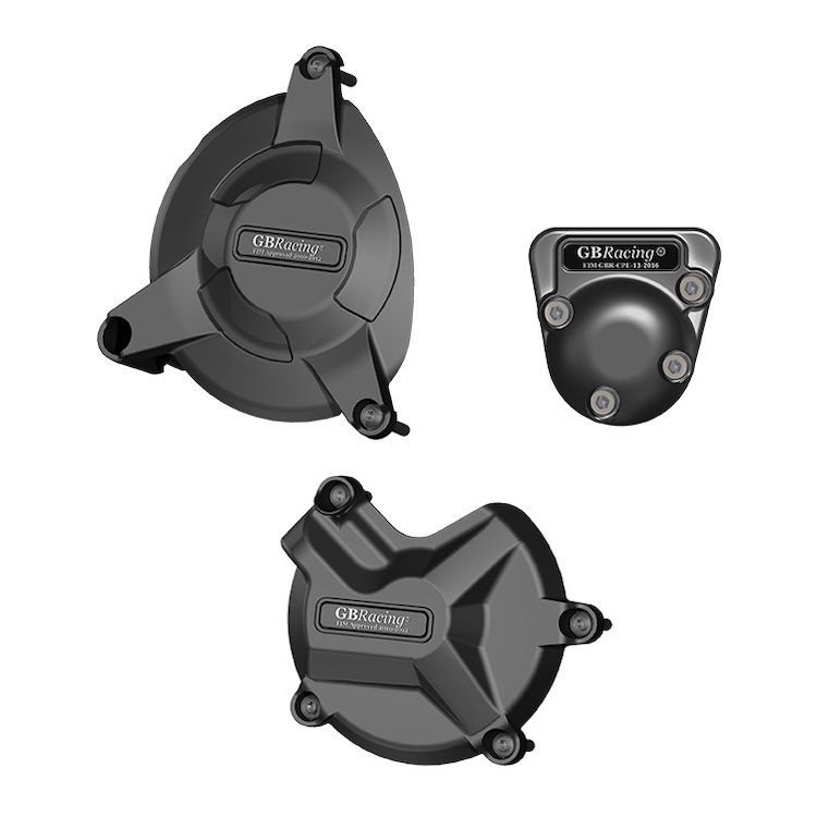 GB Racing Engine Cover Set BMW S1000RR / S1000R 2009-2016