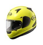 Arai Signet-Q Hi-Viz Neon Helmet Fluo Yellow / SM [Open Box]
