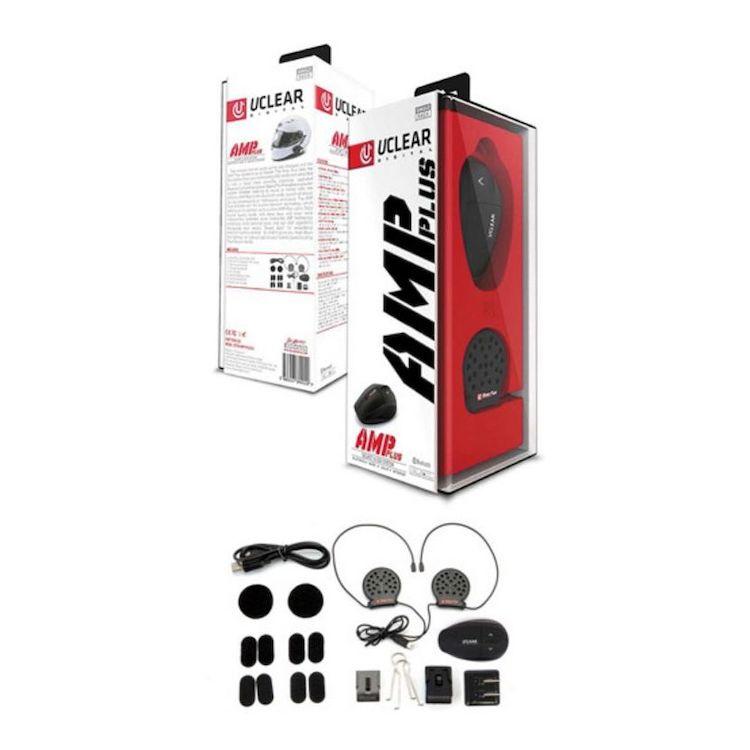 UCLEAR AMP Plus Bluetooth Communicator - Single Pack