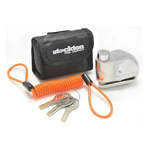 Stockton Alarm Disc Lock