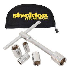 Stockton T-Handle Folding Socket Set