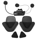 Cardo Scala Rider Q1 / Q3 / Qz Half Helmet Kit [Previously Installed]