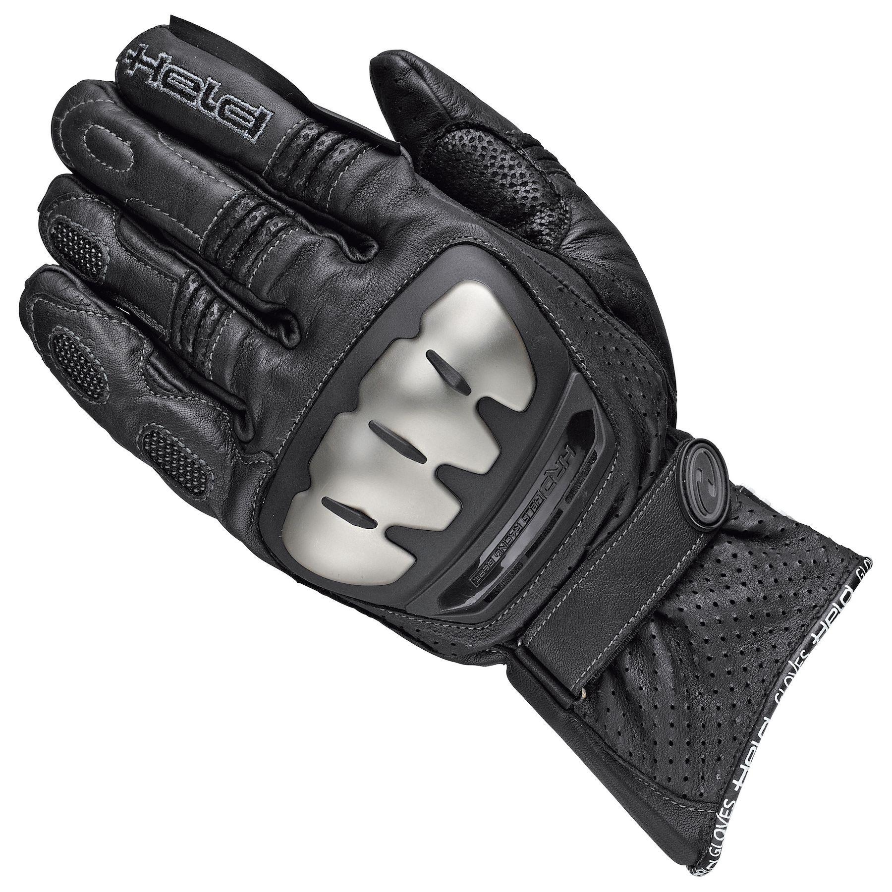 Gore-Tex Black 9 Gloves Held Satu Ii