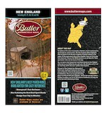 Butler Maps New England