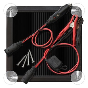 NOCO 2.5 Watt Solar Battery Charger