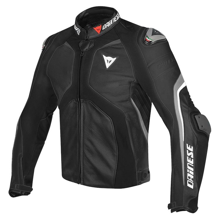 ... Leather Jackets · Dainese Jackets. Black/Black/Anthracite