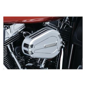 Crusher Maverick Pro Teardrop Air Cleaner For Harley