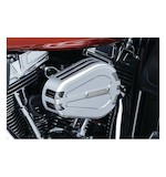 Crusher Maverick Pro Teardrop Air Cleaner For Harley