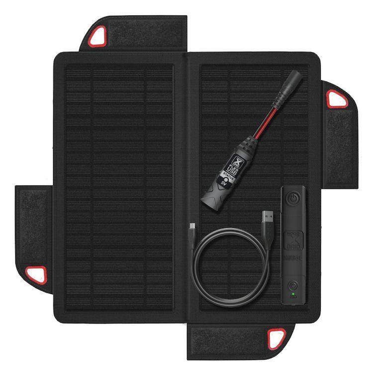 NOCO 9 Watt USB Solar Charging Kit