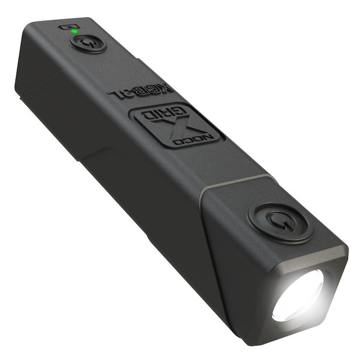 NOCO XGB3L USB Battery Pack With Flashlight