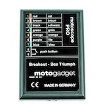 Motogadget Motoscope Pro Breakout Box Triumph
