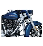 Kuryakyn Deluxe Neck Covers For Harley Touring 2014-2016