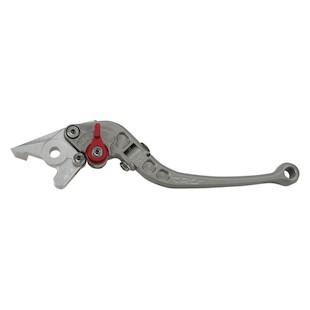 CRG Folding Roll-A-Click Clutch Lever Triumph Daytona / Speed Triple / Street Triple Grey [Open Box]