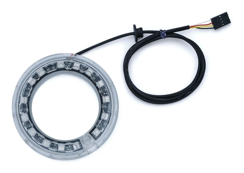 Kuryakyn LED Velocity Ring  RevZilla -> Wandleuchte Led Ring