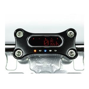 Motogadget Motoscope Mini Metric Handlebar Top Clamp With LED Indicator Lights