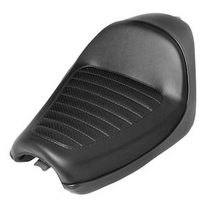 Danny Gray Cafe Racer Seat For Harley Sportster 2004-2018