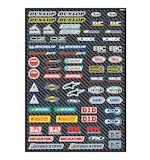 Factory Effex Street Decal Sheet