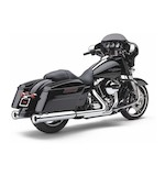 Cobra NH Slip-On Mufflers For Harley Touring 1995-2016