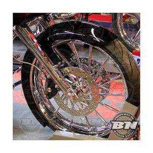Klock Werks Wrapper Tire Hugger Series Front Fender Fit Kit For Harley  Touring 2014-2020