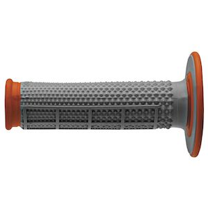 Renthal Tapered Dual Compound Half Waffle Grips