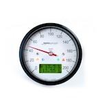 Motogadget Motoscope Classic Speedometer and m-TRI Signal Adapter Triumph Thruxton 2011