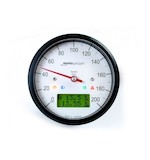 Motogadget Motoscope Classic Speedometer and m-TRI Signal Adapter Triumph Speed Triple 2012