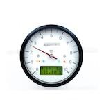Motogadget Motoscope Classic Tachometer and m-TRI Signal Adapter For Triumph
