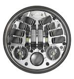 """J.W. Speaker 8690 LED 5 3/4"""" Headlight For Harley"""