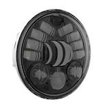 """J.W. Speaker 8690 Adaptive LED 5 3/4"""" Headlight For Harley"""