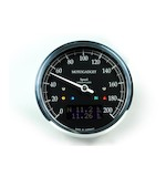 Motogadget Chronoclassic DarkEdition Speedometer and m-TRI Signal Adapter Triumph