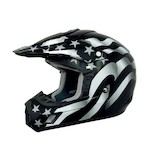 AFX Youth FX-17Y Flag Helmet