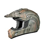 AFX Youth FX-17Y Wood Camo Helmet