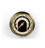 Motogadget Motoscope Tiny Vintage Speedometer and m-TRI Signal Adapter Triumph Thunderbird Storm 2012