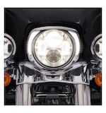 Ciro LED Fang Headlight Bezel For Harley Touring 2014-2016