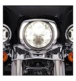 Ciro LED Fang Headlight Bezel For Harley Touring 2014-2016