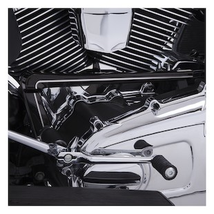 Ciro Shift Linkage Cover For Harley Touring 2001-2017