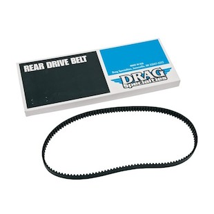 """Drag Specialties Rear Drive Belt For Harley Softail 2007-2011 1"""" x 133 Tooth [Previously Installed]"""